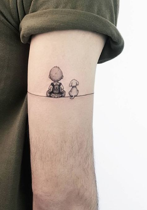 70+ Small and Adorable Tattoos by Ahmet Cambaz fro…