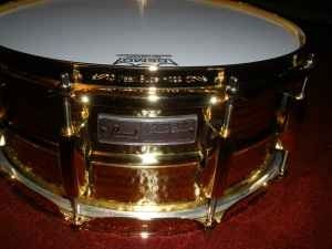 Pearl Snare Drum - $250 (Fritch, TX)