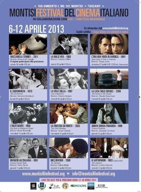 Montisi Film Festival. Il cinema italiano d'autore per stranieri