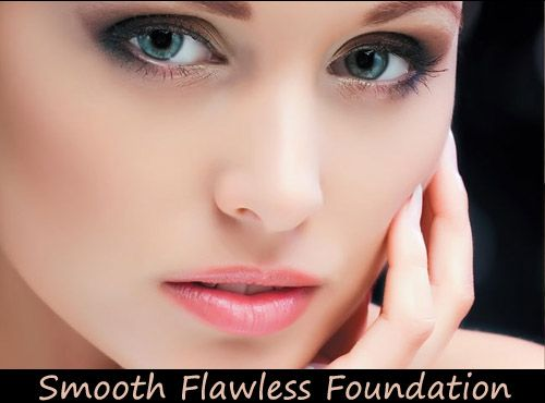 154 Smooth Flawless Foundation Application & Tips to Avoid ...