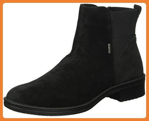 Legero Damen Iseo 700698 Chelsea Boots, Schwarz (Schwarz 00), 37 EU - Stiefel für frauen (*Partner-Link)