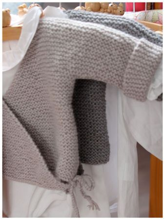 Petits tricots de l'été ... - Ma jolie tribu - le blog