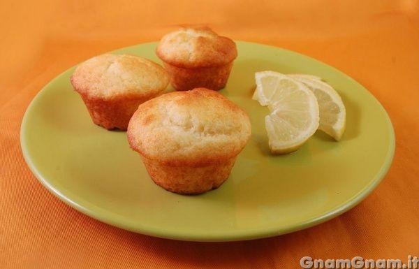 Scopri la ricetta di: Muffin al limone