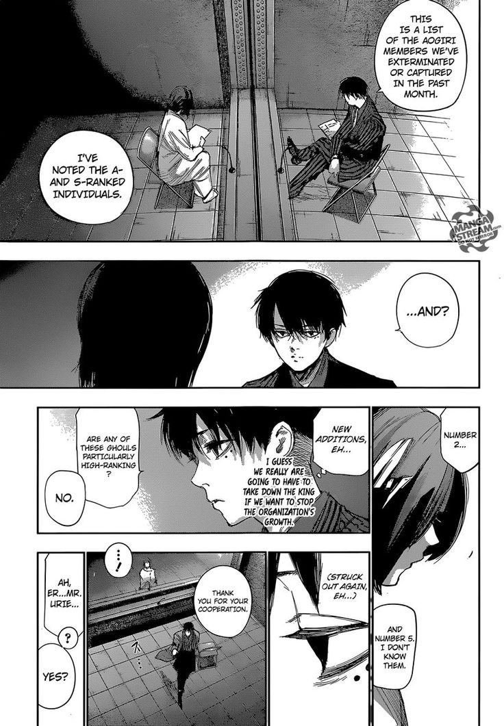 Tokyo Ghoul:re 59 Page 16