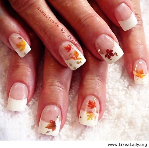 Diy Fall Nail Designs Oscargilaberte Com