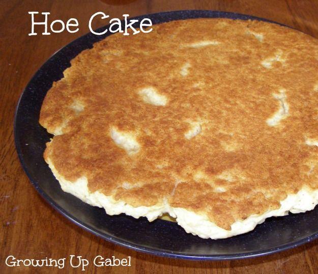 Hoe Cake Biscuit Recipe Hoe Cake Biscuit Recipe from growingupgabel.com @thegabels #recipe