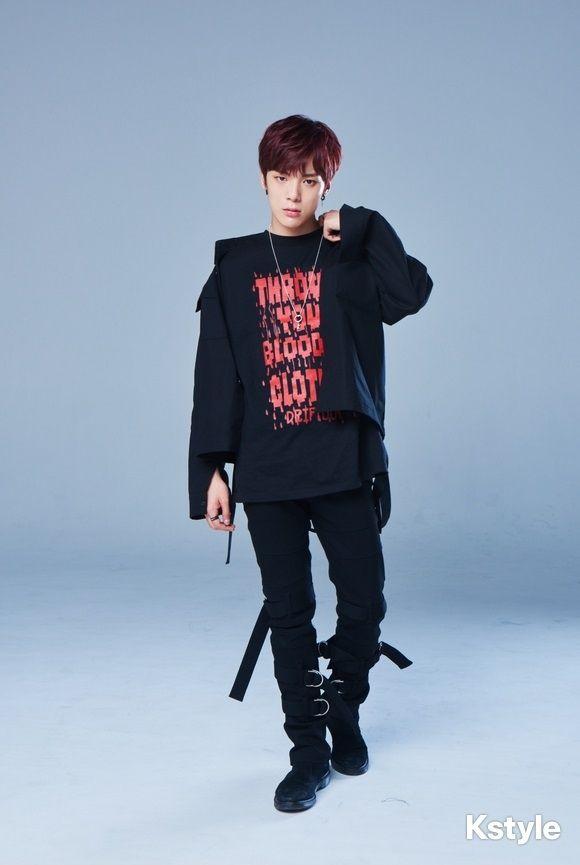 Monsta X Minhyuk for Kstyle