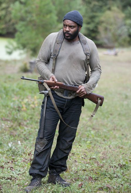 Tyrese Walking Dead | Exclusive: Revenge for Walking Dead 's Tyreese?
