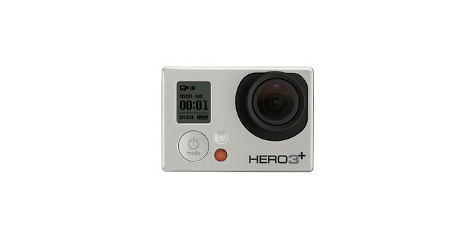 HERO3+ Silver Edition for Cosme