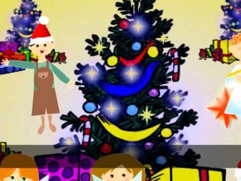 Caixinha de Sonhos - Festa de Natal - Pinheiro de Natal - YouTube