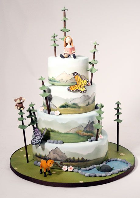 134 best charm city cakes images on Pinterest Charm city cakes