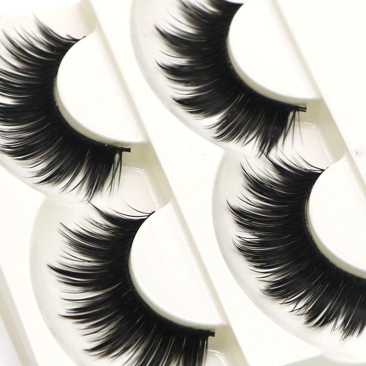 how to make fake eyelashes last