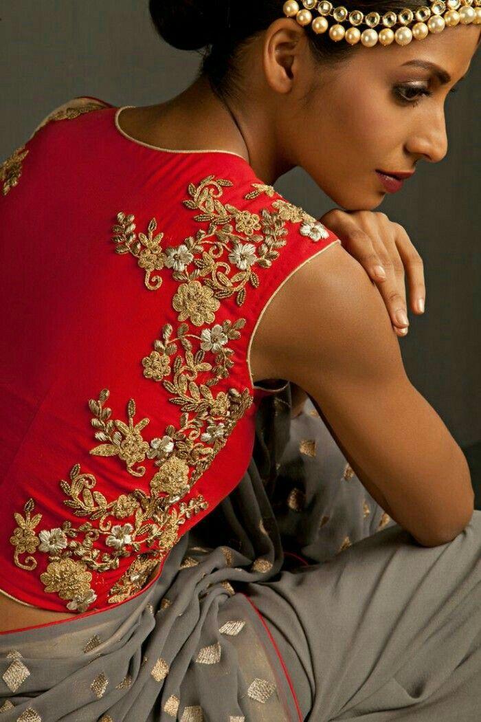 Designer back http://blousestore.com