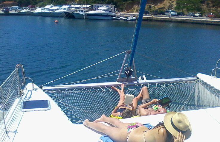 Prenota la tua Esclusiva giornata in Catamarano - Asinara Catamaran