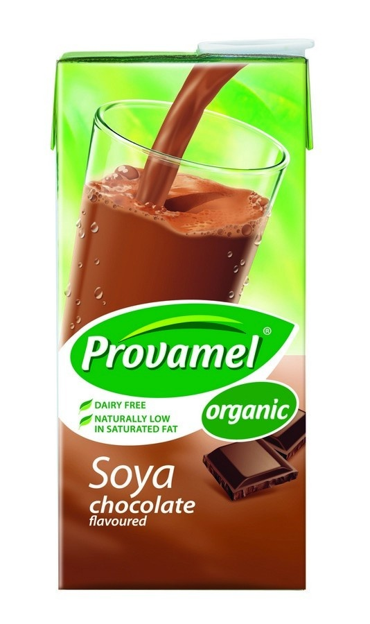 Provamel Organic Soya Milk Chocolate must try