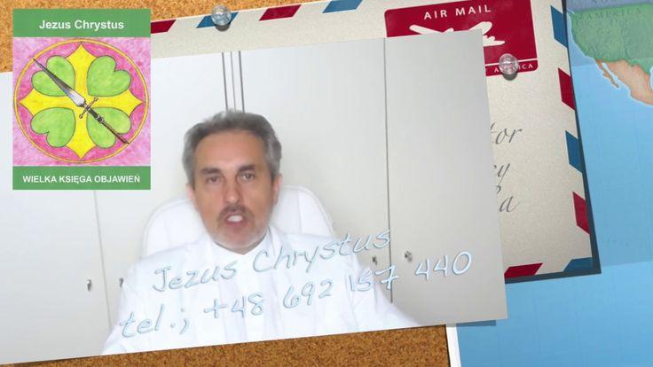 Gęsi na niebie 51. Wielka Księga Objawień Jezus Chrystus