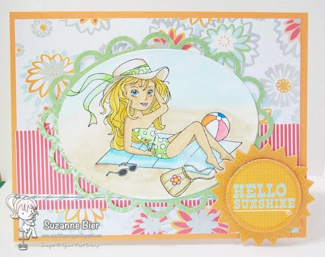 Your Next Stamp - Oceana (Darling Diva)