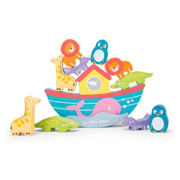 Le Toy Van Noahs ark balance legetøj