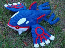 crochet pokemon  | Pokemon Crochet: Dugtrio by ~kerryroulston on deviantART