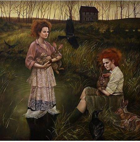 Artistas E Obras... Andrea Kowch
