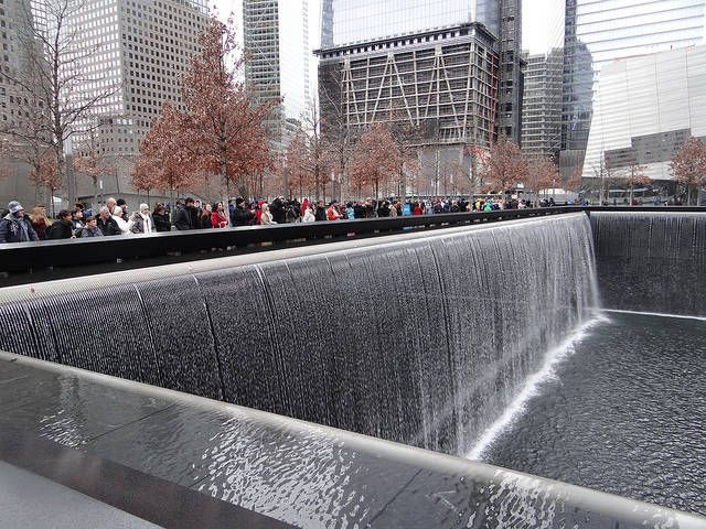 September 11 Memorial Fountains New York. My NYC tips: http://www.tipsfortravellers.com/new-york-in-48-hours-the-ultimate-guide-for-time-pressed-travellers/
