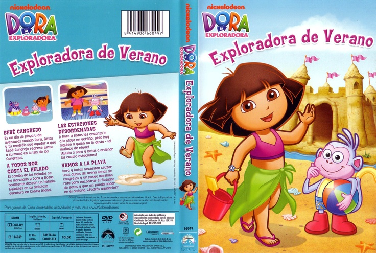 DVD recomendado de 6 anos en diante. Axuda a Dora e ós seus amigos a resolver os misterios cos se encontra nesta entrega. Este disco contén: Bebé cangrejo, A todos nos gusta el helado, Las estaciones desordenadas e Vamos a la playa. Ven e disfruta con eles!! Te esperamos na biblioteca!!