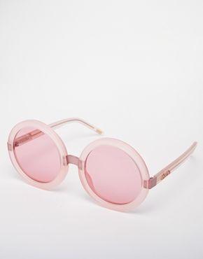 Wildfox – Malibu Barbie – Runde Sonnenbrille