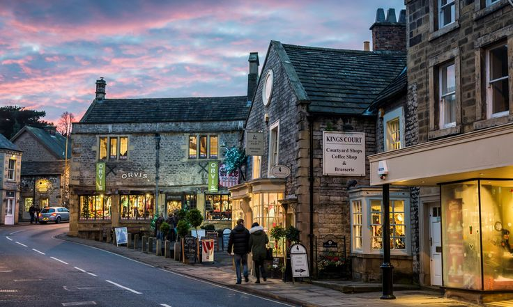 10 of the best small UK towns for winter breaks. Bakewell, Derbyshire.