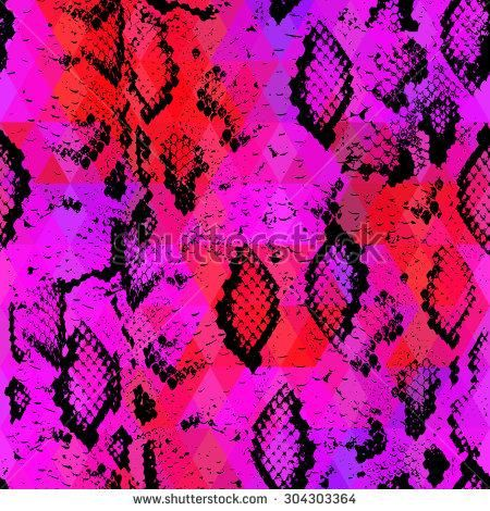 d57d-vector-snake-skin-texture-with-colored-rhombus-geometric-background-seamless-pattern-black-lilac-pink-304303364.jpg (450×470):