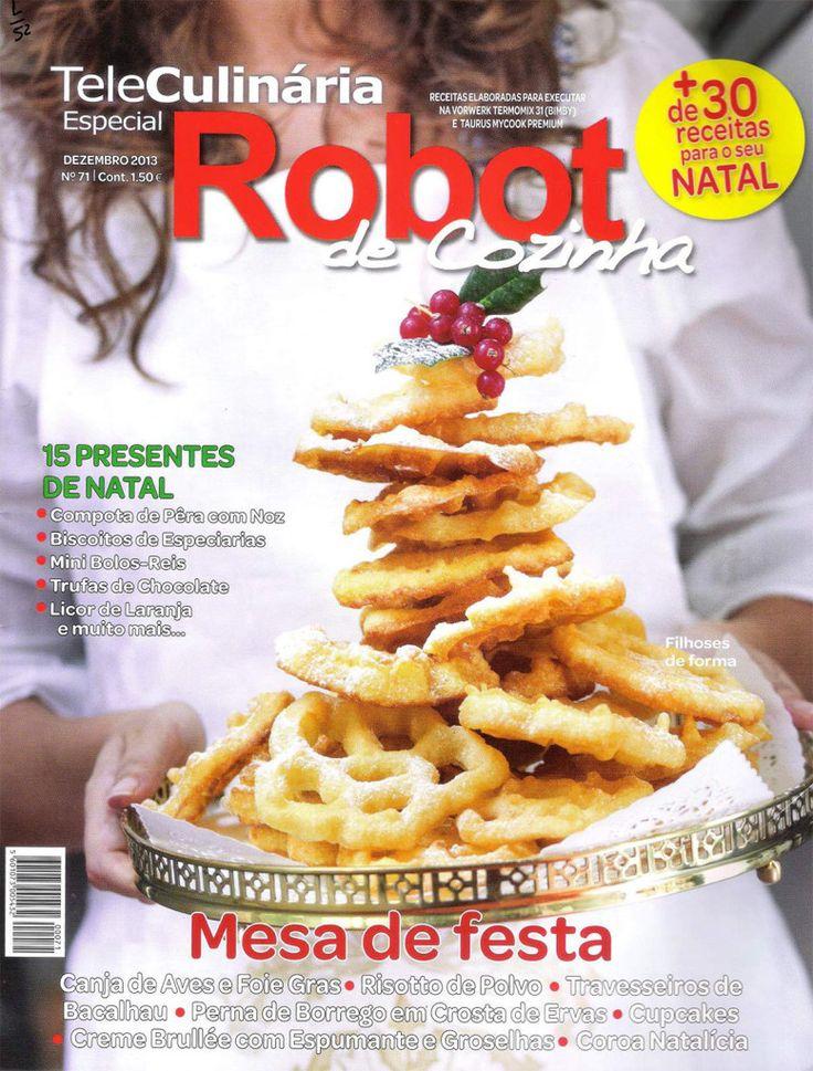 TeleCulinária Robot de Cozinha Nº 71 - Dezembro 2013