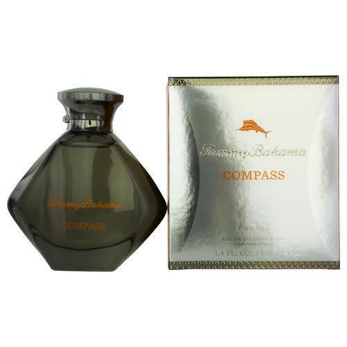 Tommy Bahama Compass By Tommy Bahama Eau De Cologne Spray 3.4 Oz