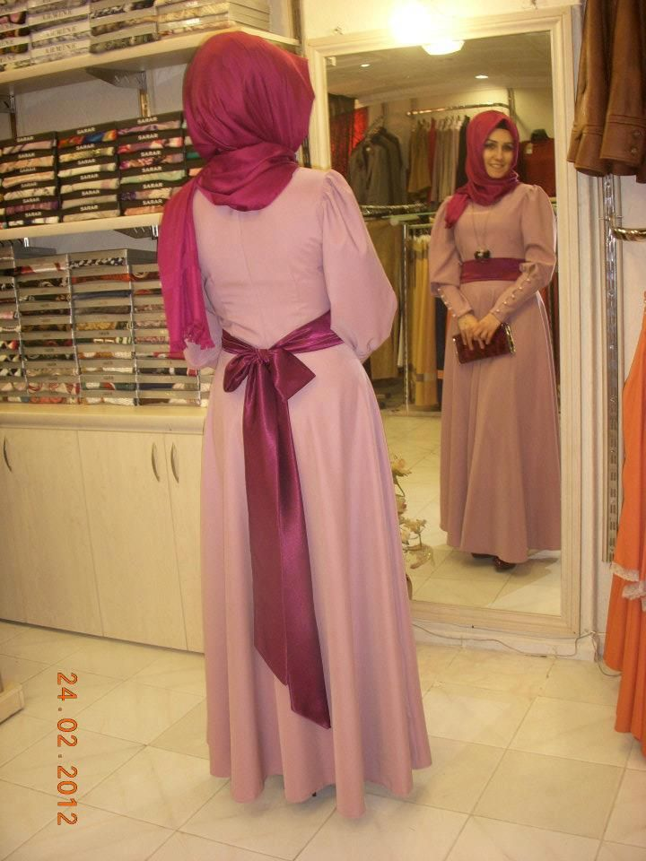 .cute turkish hijab