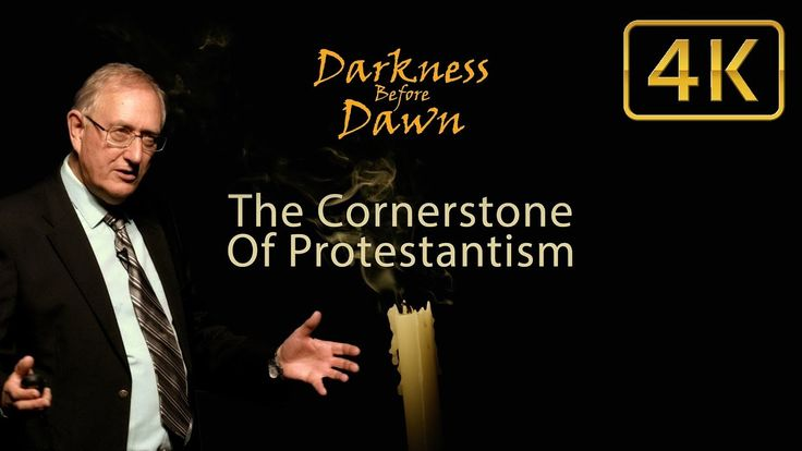 971 - The Cornerstone of Protestantism / Darkness Before Dawn - Walter V...
