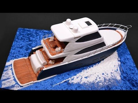 This is an introduction to the 3D Cruiser Yacht Cake tutorial at Yeners Way. For the full tutorial, please visit the following link... https://www.yenersway....