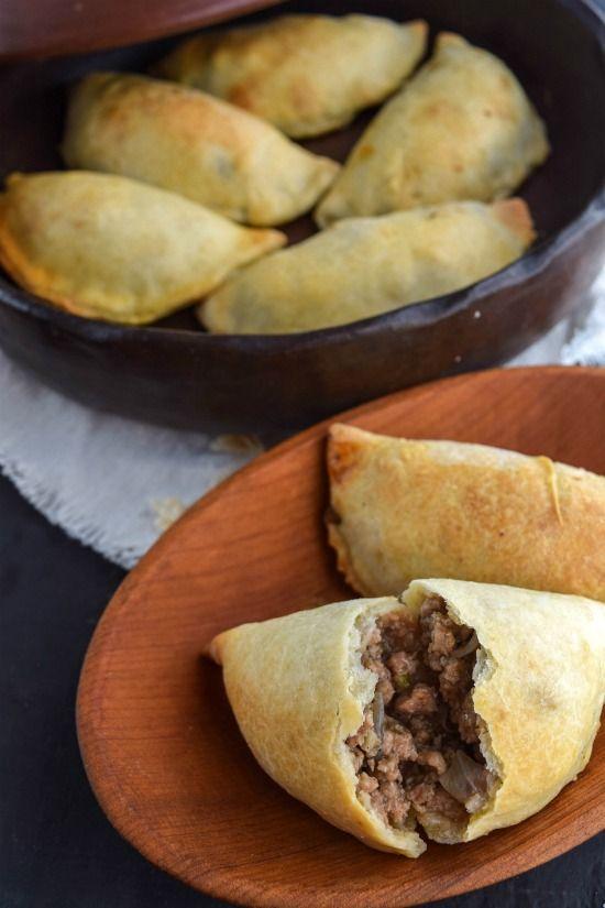 Traditional Chilean Pork Empanadas | Gringalicious.com #empanadas
