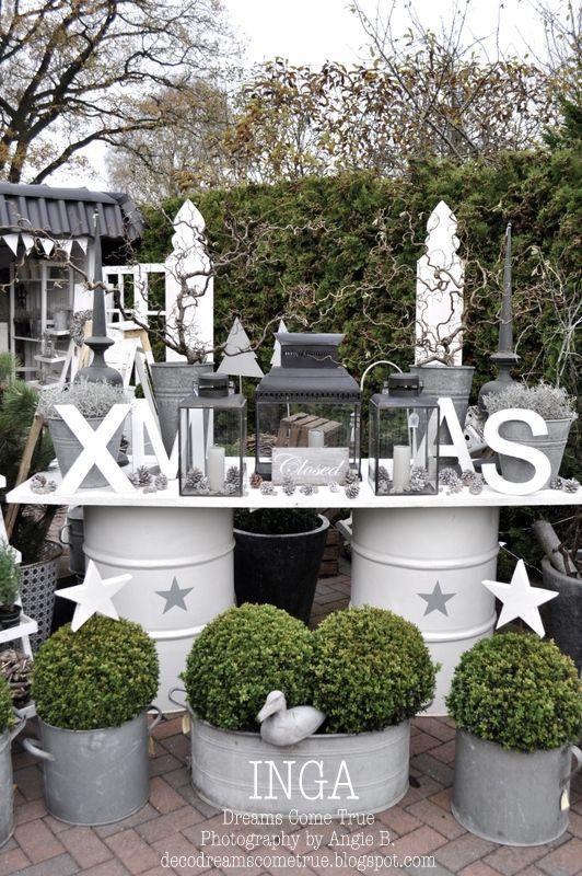 1000 bilder zu weihnachten auf pinterest natale weihnachten und kerzen dekorieren. Black Bedroom Furniture Sets. Home Design Ideas
