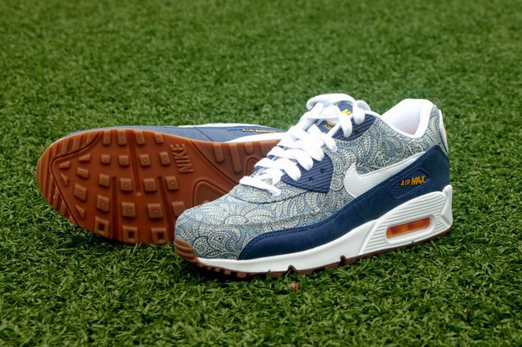 NIKE AIR MAX 90 LIBERTY PRINTS QS WOMENS TRAINERS  SALES #Nike #Trainers