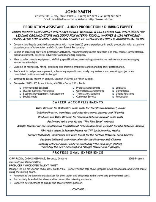 52 best Information Technology (IT) Resume Templates \ Samples - sample risk management resume