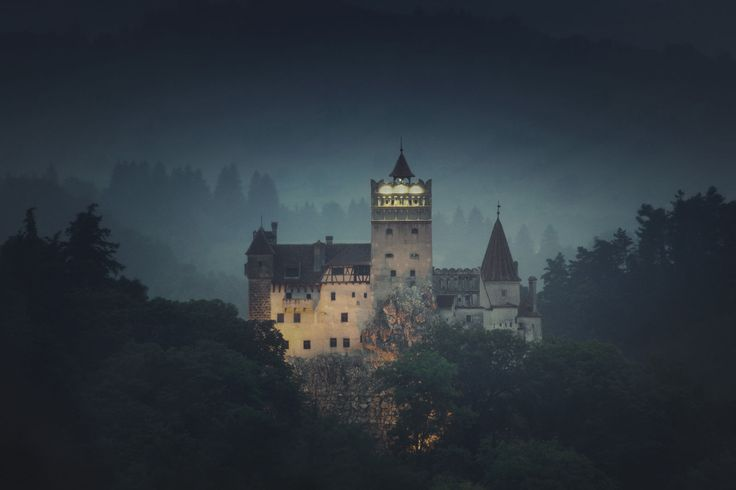 You Can Now Spend Halloween Night at Count Dracula's Castle in Transylvania  - CountryLiving.com