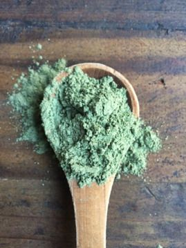 Nettle Powder. Lena Losciale. Beauty Boosters. Beauty starts on the inside. Sweden.
