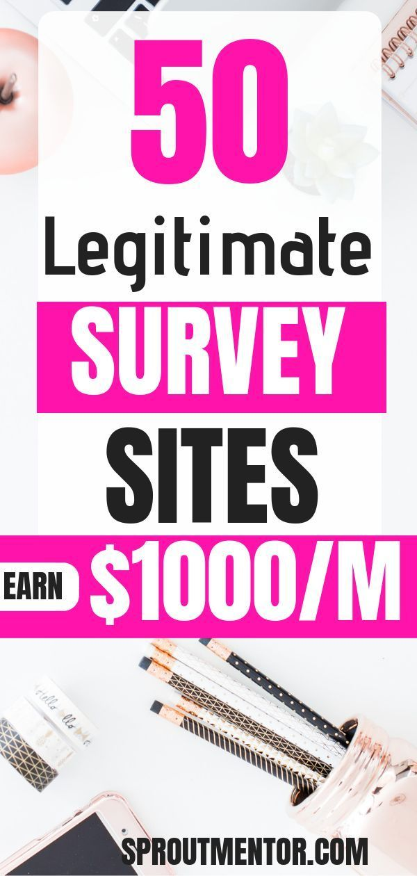 50 Of The Best Paid Survey Sites To Make Money in 2019