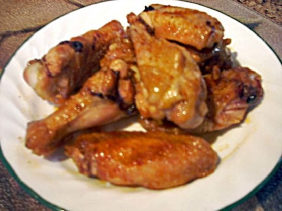 Make and share this Anchor Bar Buffalo Wing Sauce recipe from Genius Kitchen.