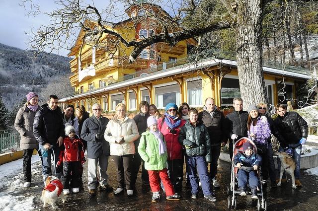 Family Blog Trip di Vitanova Trentino Wellness by Idea Turismo