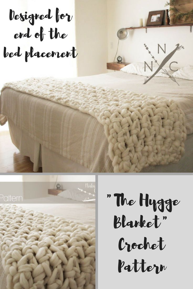 Brilliant Design. Chunky Crochet pattern, download today. Perfect ...