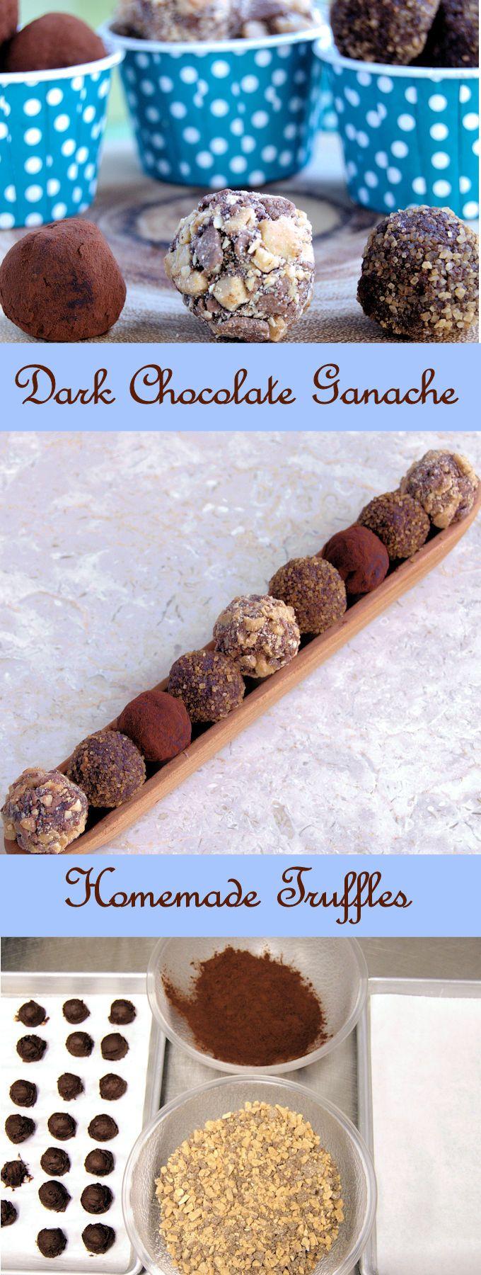 One ganache recipe has endless possibilities.