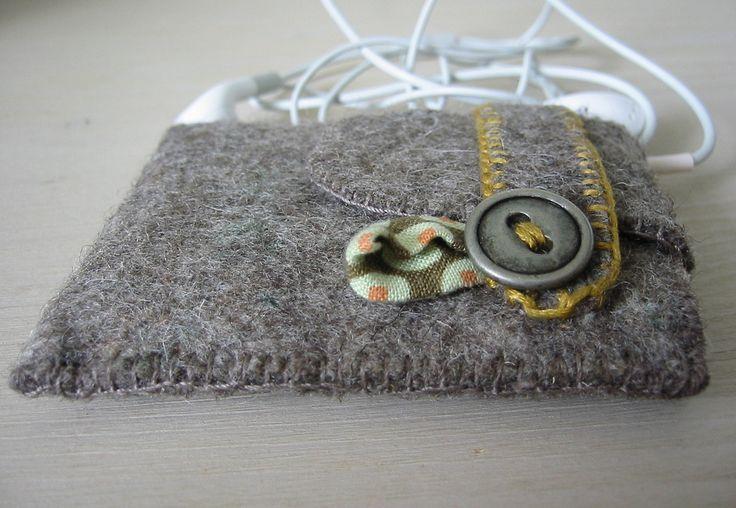 iPod nano Tasche seitlich | von zutaten