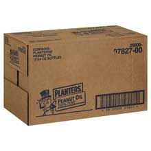 Planters Peanut Oil In Plastic 24 Ounce