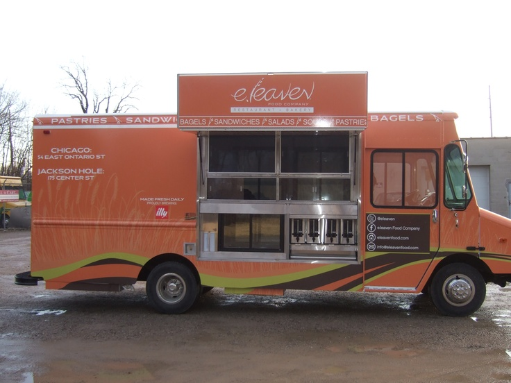 Eleaven Food Company Restaraunt Bakery By All A Cart Mfg Inc