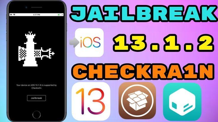 How to jailbreak ios 1312 checkra1n jailbreak with