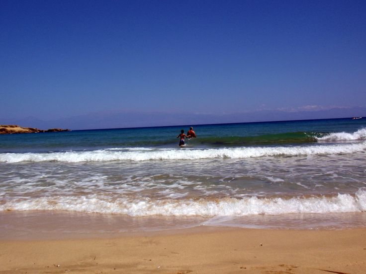Μια τελευταία βουτιά στο Σαρακίνικο! - A last swim at Sarakiniko!